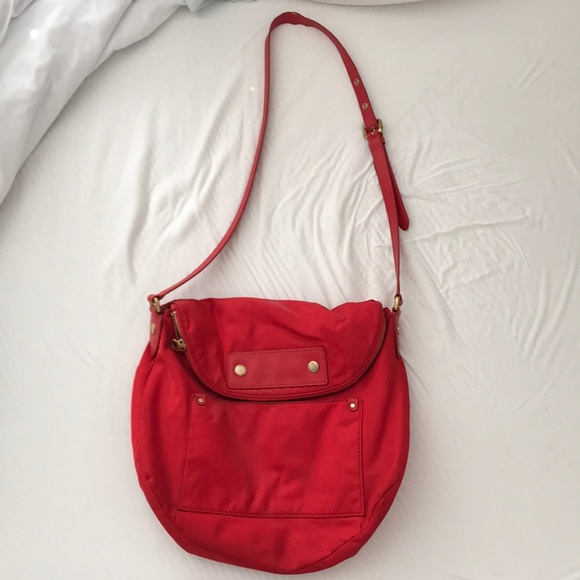 Marc By Marc Jacobs Handbags - Marc Jacob's red crossbody